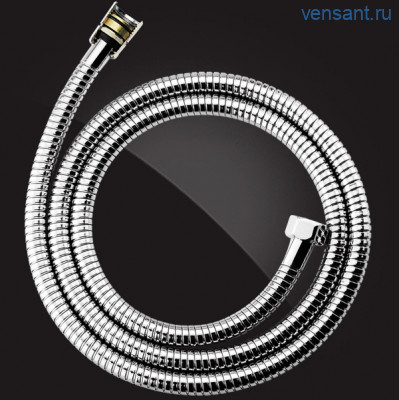Душевой шланг Elghansa SHOWER HOSE SH001-New Chrome 360 1.5-1.95, хром