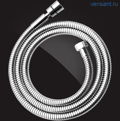 Душевой шланг Elghansa SHOWER HOSE SH005-New Chrome 1.5-1.90, хром