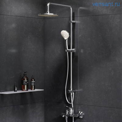 Душевая система ShowerSpot AM.PM X-Joy F40885A34 Хром